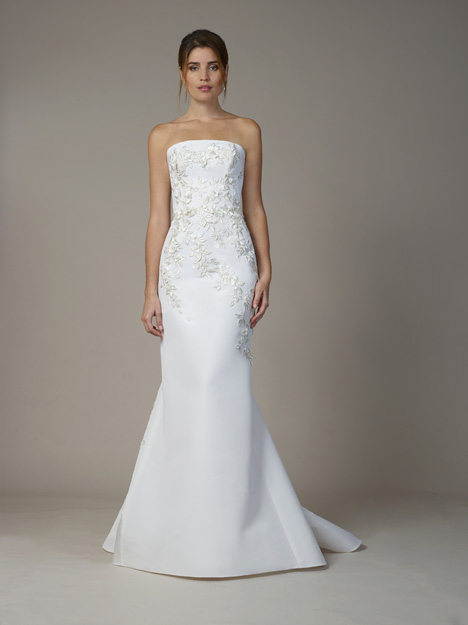 7817 gown from the 2018 Liancarlo collection, as seen on Bride.Canada