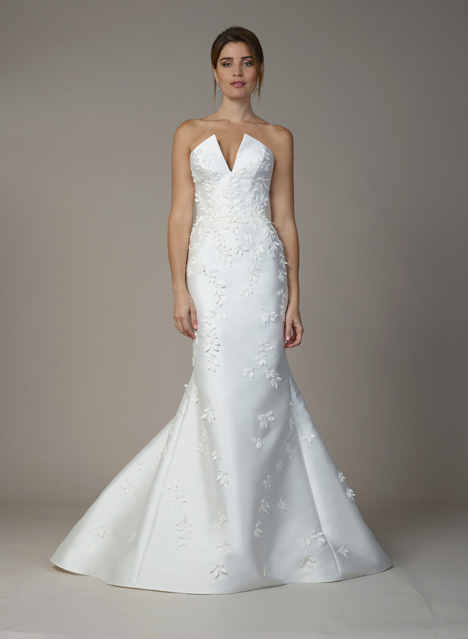 7818 gown from the 2018 Liancarlo collection, as seen on Bride.Canada