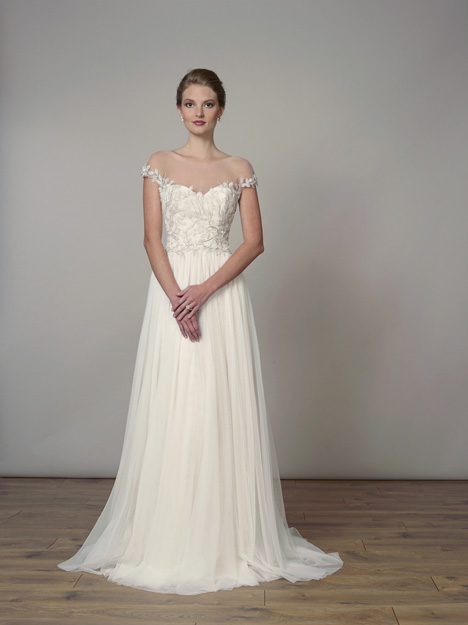 7822 gown from the 2019 Liancarlo collection, as seen on Bride.Canada