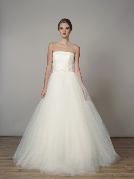 7828 gown from the 2019 Liancarlo collection, as seen on Bride.Canada