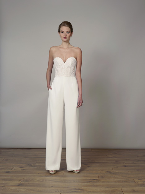 7831X gown from the 2019 Liancarlo collection, as seen on Bride.Canada