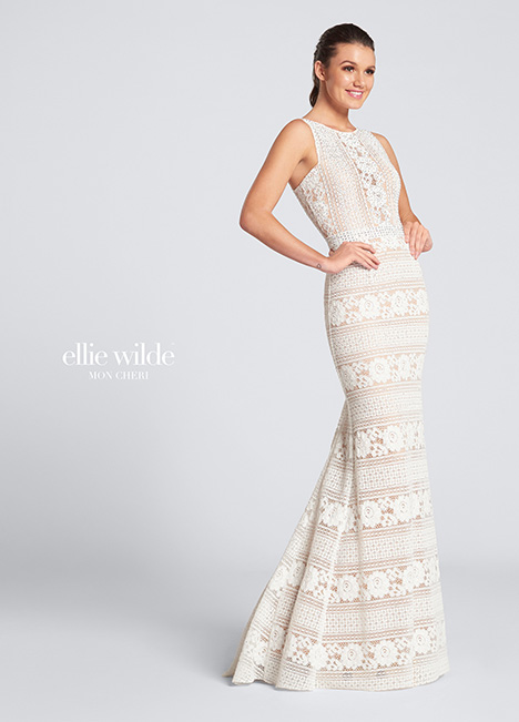 EW21714 gown from the 2017 Ellie Wilde collection, as seen on Bride.Canada