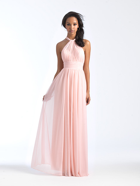 1565 gown from the 2018 Allure Bridesmaids collection, as seen on Bride.Canada