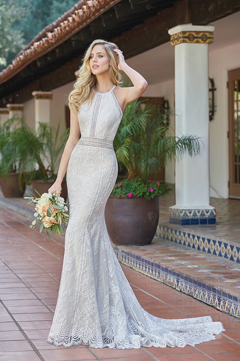 gown from the 2018 Jasmine Collection collection, as seen on Bride.Canada