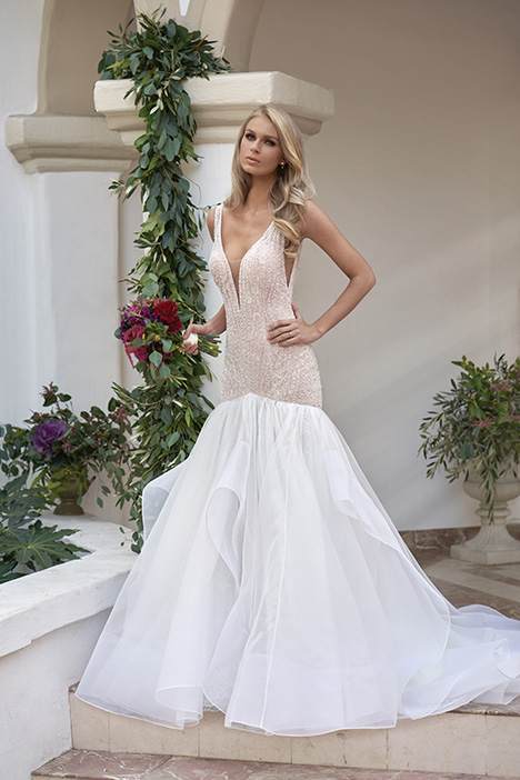 T202060 gown from the 2018 Jasmine Couture collection, as seen on Bride.Canada