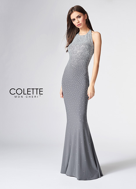 CL21867 gown from the 2018 Colette by Mon Cheri collection, as seen on Bride.Canada