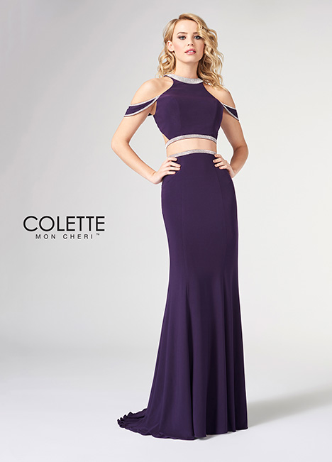 CL21879 gown from the 2018 Colette by Mon Cheri collection, as seen on Bride.Canada