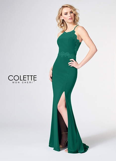 CL21887 gown from the 2018 Colette by Mon Cheri collection, as seen on Bride.Canada
