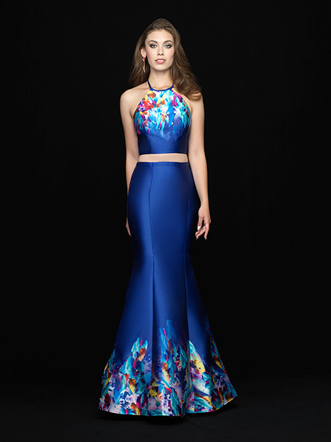 18-691 Royal gown from the 2018 Madison James Special Occasion collection, as seen on Bride.Canada