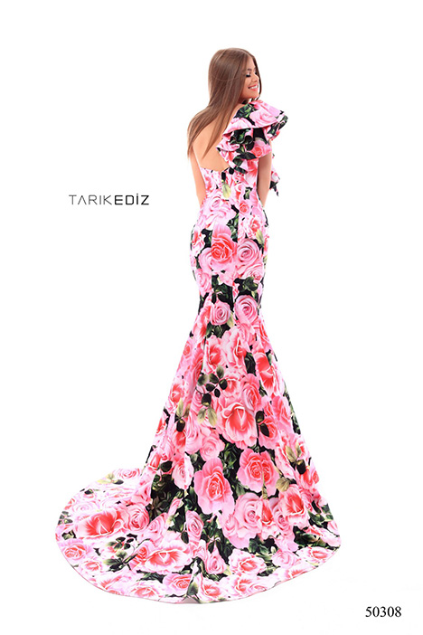 (50308) PIERRE (3) gown from the 2018 Tarik Ediz: Prom collection, as seen on Bride.Canada