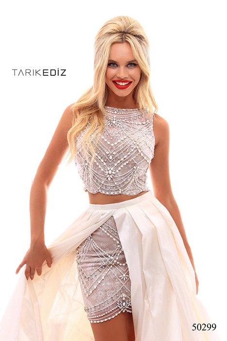 (50299) MADDY gown from the 2018 Tarik Ediz: Prom collection, as seen on Bride.Canada