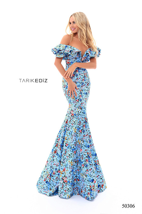 (50306) MORGAN (2) gown from the 2018 Tarik Ediz : Prom collection, as seen on Bride.Canada