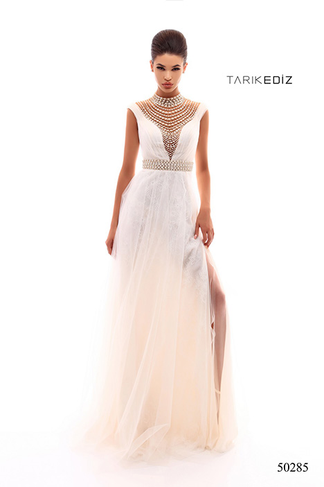 (50285) D?LAN gown from the 2018 Tarik Ediz: Prom collection, as seen on Bride.Canada