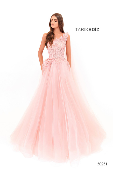 (50251) PIER gown from the 2018 Tarik Ediz: Prom collection, as seen on Bride.Canada