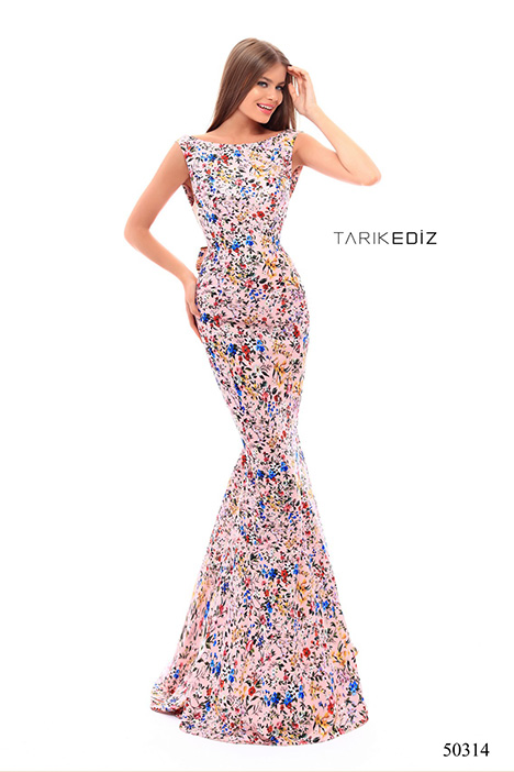 (50314) SWIFT gown from the 2018 Tarik Ediz: Prom collection, as seen on Bride.Canada