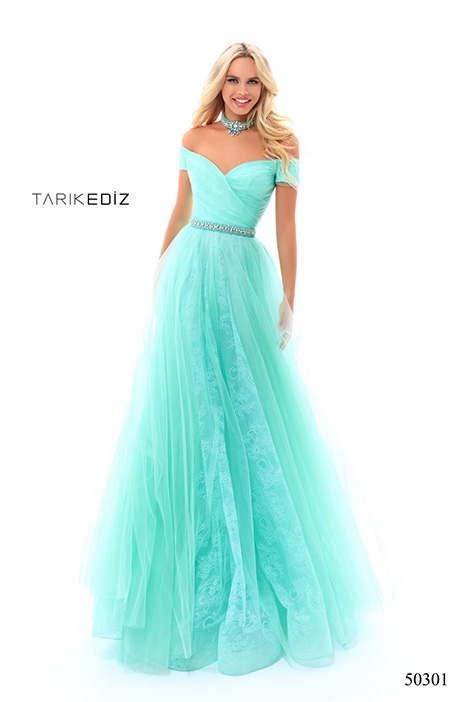 (50301) MARILLA (3) gown from the 2018 Tarik Ediz: Prom collection, as seen on Bride.Canada