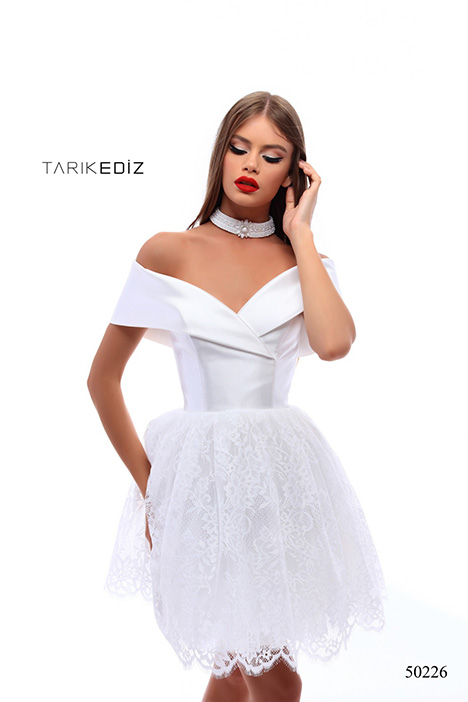 (50226) HUGO gown from the 2018 Tarik Ediz: Prom collection, as seen on Bride.Canada