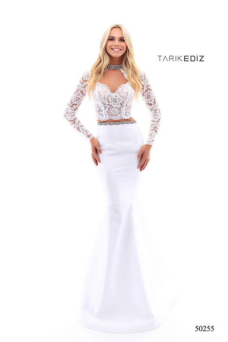 (50255) ROZ gown from the 2018 Tarik Ediz: Prom collection, as seen on Bride.Canada