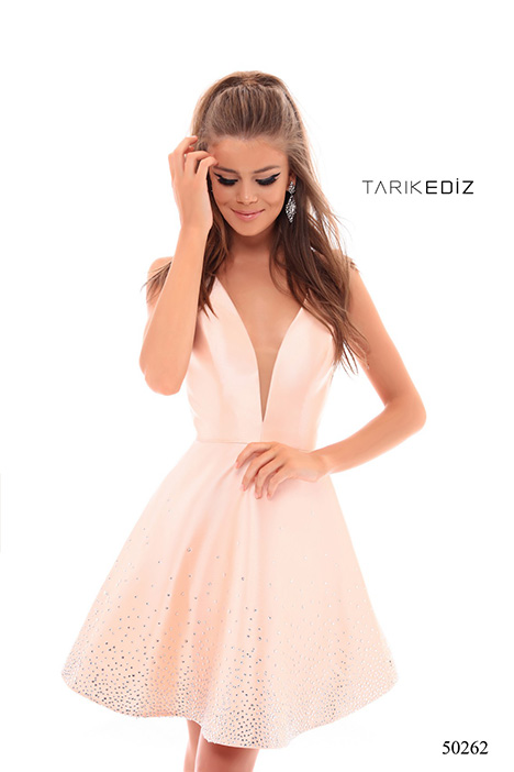 (50262) TIERNO gown from the 2018 Tarik Ediz: Prom collection, as seen on Bride.Canada