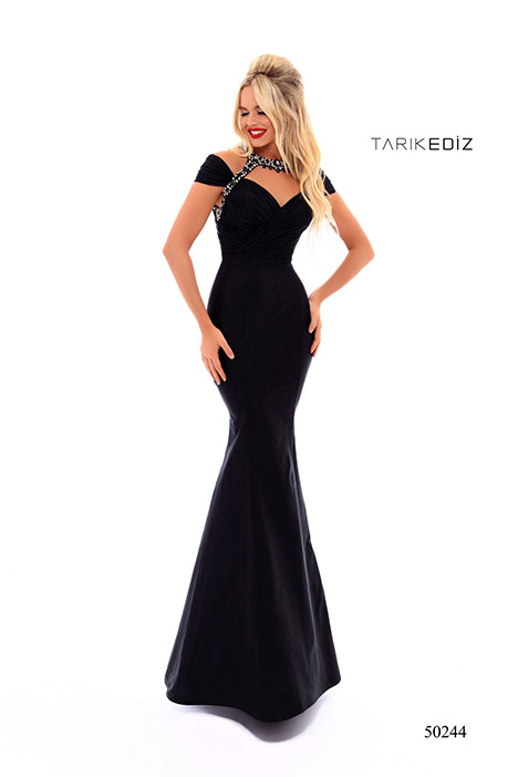 (50244) NEWYORK (2) gown from the 2018 Tarik Ediz: Prom collection, as seen on Bride.Canada