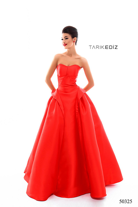 (50325) FIYONK gown from the 2018 Tarik Ediz: Prom collection, as seen on Bride.Canada