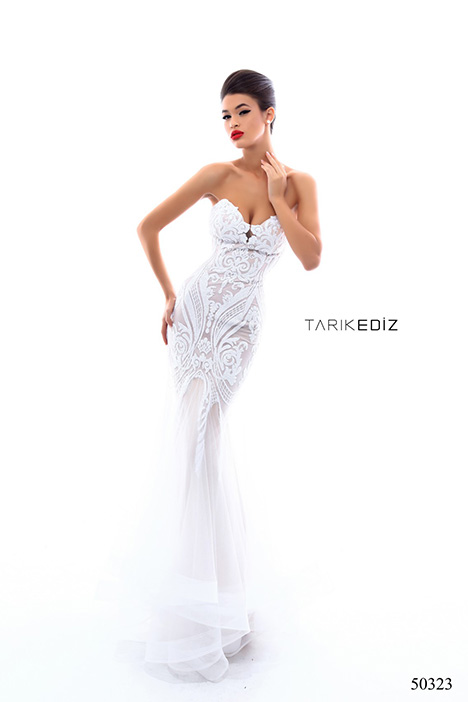 (50323) WILLY gown from the 2018 Tarik Ediz: Prom collection, as seen on Bride.Canada