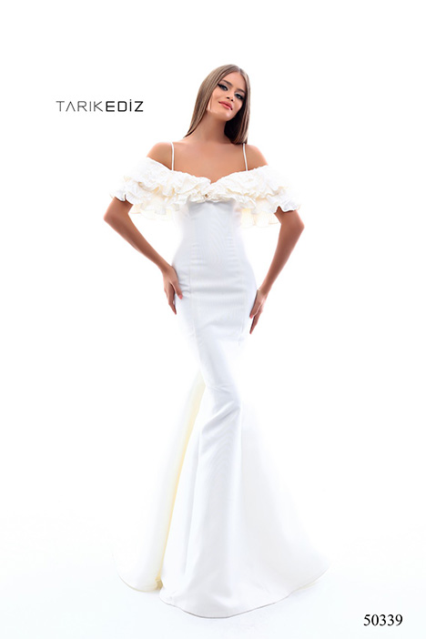(50339) TENDANCE gown from the 2018 Tarik Ediz: Prom collection, as seen on Bride.Canada