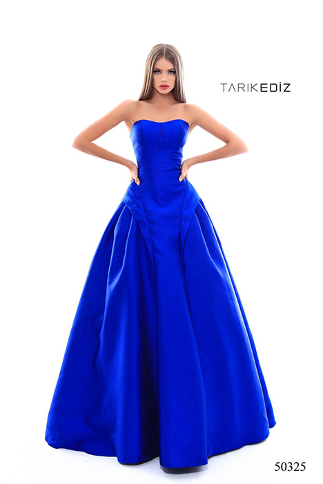 (50325) FIYONK (4) gown from the 2018 Tarik Ediz: Prom collection, as seen on Bride.Canada