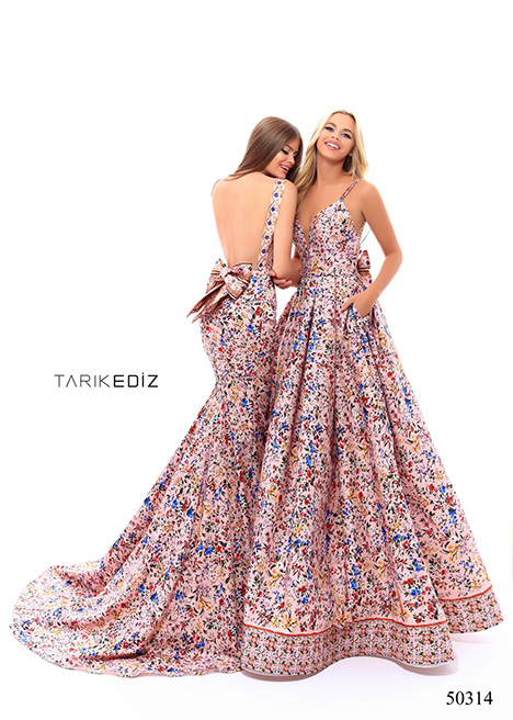 (50314) SWIFT (2) gown from the 2018 Tarik Ediz: Prom collection, as seen on Bride.Canada