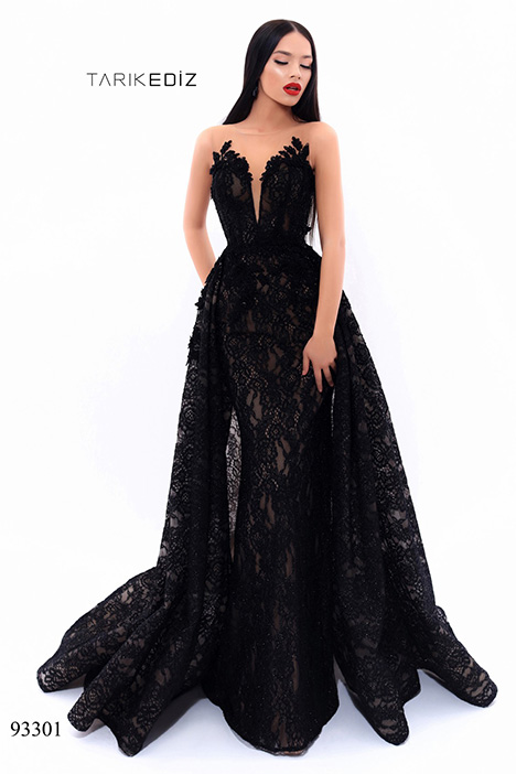 93301 (2) gown from the 2018 Tarik Ediz: Evening Dress collection, as seen on Bride.Canada