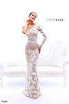 Tarik Ediz: Evening Dress 93403