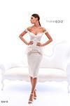 Tarik Ediz: Evening Dress 93415 (BUKET)