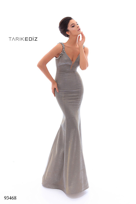 93468 (2) gown from the 2018 Tarik Ediz: Evening Dress collection, as seen on Bride.Canada