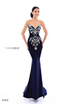 Tarik Ediz: Evening Dress 93474 (2)