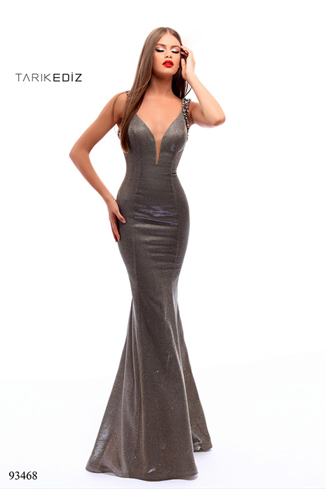 93468 (3) gown from the 2018 Tarik Ediz: Evening Dress collection, as seen on Bride.Canada