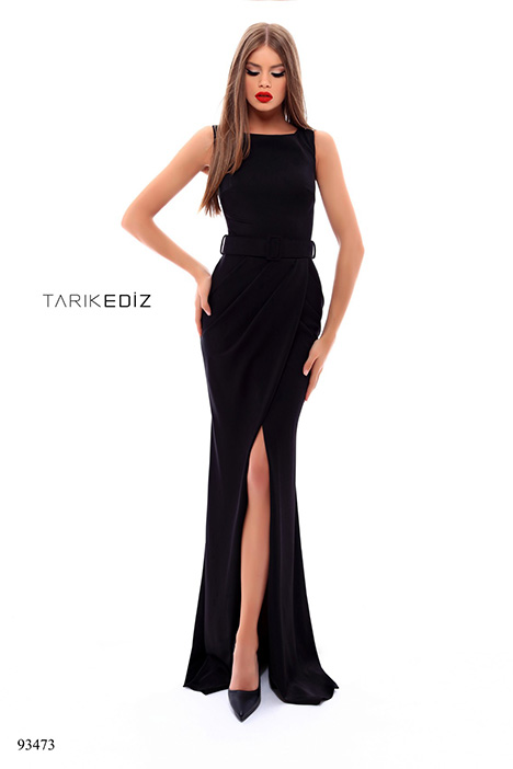 93473 (3) gown from the 2018 Tarik Ediz: Evening Dress collection, as seen on Bride.Canada