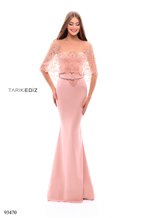93470 (2) gown from the 2018 Tarik Ediz: Evening Dress collection, as seen on Bride.Canada