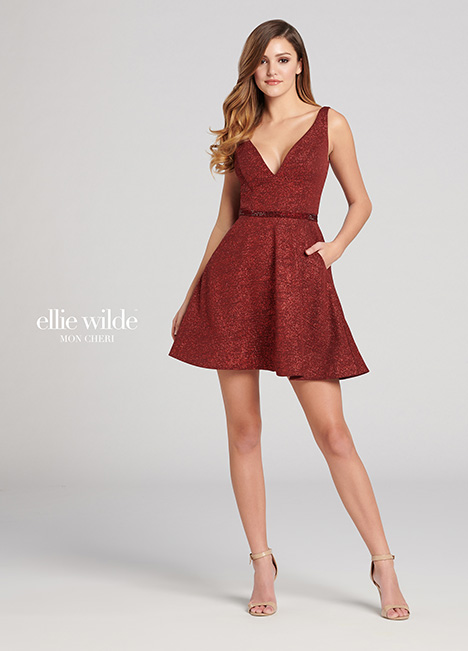 gown from the 2018 Ellie Wilde collection, as seen on Bride.Canada