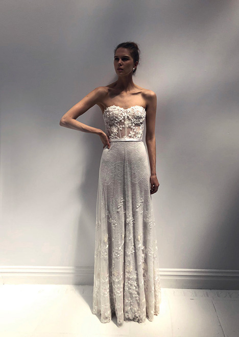 Jean gown from the 2019 Alon Livne : White collection, as seen on Bride.Canada