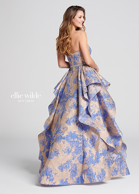 EW21824 (2) gown from the 2018 Ellie Wilde collection, as seen on Bride.Canada