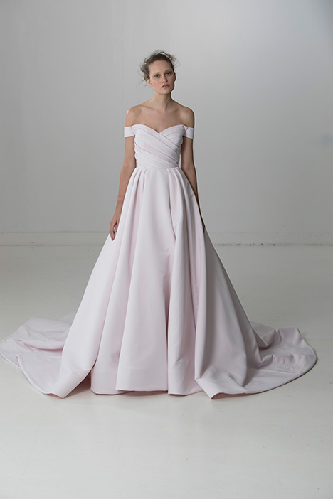 Brilliant XO (91728) gown from the 2018 Alyne collection, as seen on Bride.Canada
