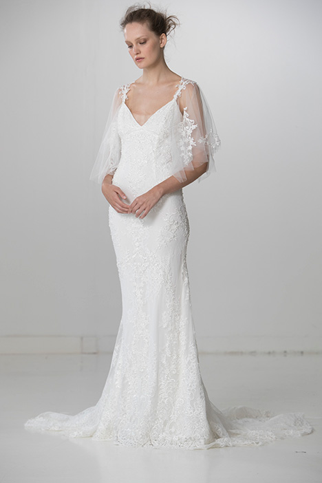 Sensuous (91730) gown from the 2018 Alyne collection, as seen on Bride.Canada