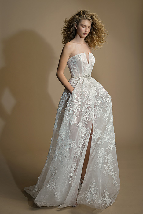 G-107 gown from the 2019 GALA by Galia Lahav collection, as seen on Bride.Canada