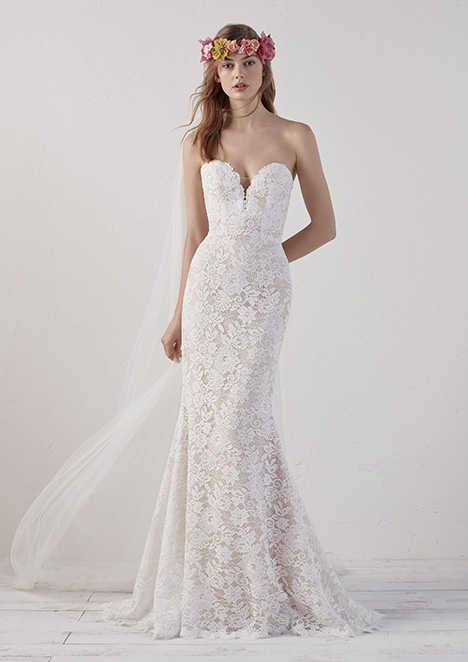 EITHEL gown from the 2019 Pronovias collection, as seen on Bride.Canada