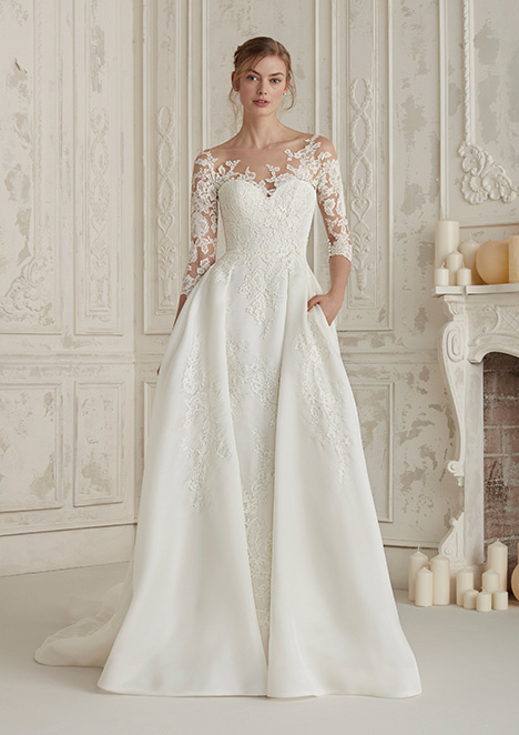 ELIORA gown from the 2019 Pronovias collection, as seen on Bride.Canada