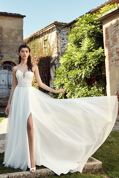 EK1209 gown from the 2019 Eddy K collection, as seen on Bride.Canada