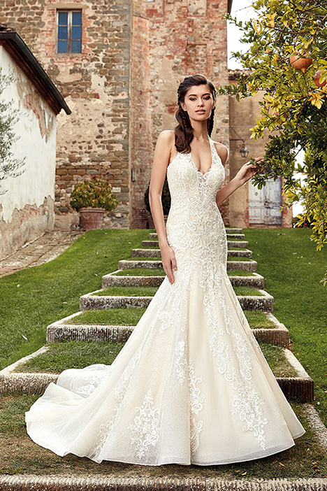 EK1237 gown from the 2019 Eddy K collection, as seen on Bride.Canada