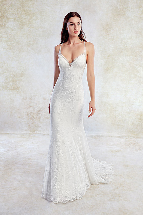 EK1249 gown from the 2019 Eddy K collection, as seen on Bride.Canada