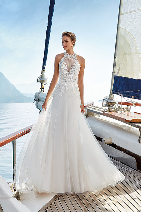 Emily gown from the 2019 Eddy K Dreams collection, as seen on Bride.Canada