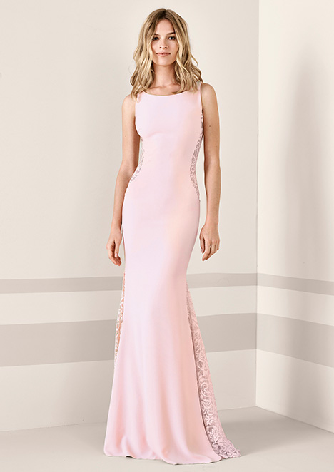 JACARA gown from the 2019 Pronovias : Cocktail collection, as seen on Bride.Canada